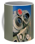 Peep Show Coffee Mug by Skip Hunt