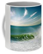 Perfect Wave Coffee Mug by Carlos Caetano