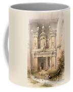 Petra Coffee Mug by David Roberts