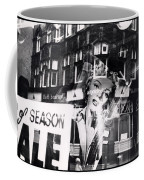 Photograph Of Marilyn Coffee Mug by Charles Stuart