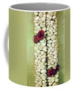 Pikake Lei Coffee Mug by Jade Moon