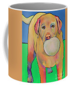 Play With Me Coffee Mug by Pat Saunders-White