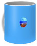 Poppies In The Mist Coffee Mug by Valerie Anne Kelly