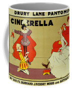 Poster For Cinderella Coffee Mug by Tom Browne
