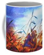 Prairie Sky Coffee Mug by Hanne Lore Koehler