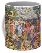 Prendergast: Beach, 1916 Coffee Mug by Granger