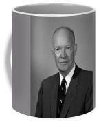 President Eisenhower Coffee Mug by War Is Hell Store