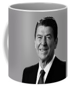 President Reagan Coffee Mug by War Is Hell Store
