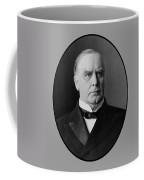 President William Mckinley  Coffee Mug by War Is Hell Store