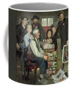 Propaganda Coffee Mug by Jean Eugene Buland