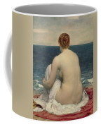 Psamanthe Coffee Mug by Frederic Leighton