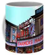 Public Market II Coffee Mug by David Patterson
