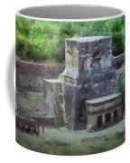 Pyramid View Coffee Mug by Jeff Kolker