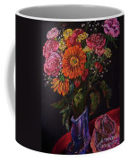 Recital Bouquet Coffee Mug by Emily Michaud