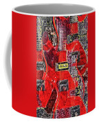 Red Devil Coffee Mug by Bill Cannon