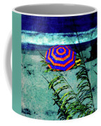 Red-white-blue Coffee Mug by Susanne Van Hulst