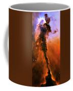 Release - Eagle Nebula 1 Coffee Mug by Jennifer Rondinelli Reilly - Fine Art Photography