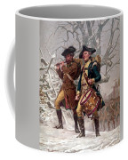 Revolutionary War Soldiers Marching Coffee Mug by War Is Hell Store