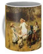 Ring Of Roses Coffee Mug by Frederick Morgan
