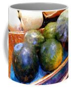 Ripe And Luscious Melons Coffee Mug by RC DeWinter