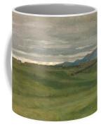 Roman Landscape Coffee Mug by Antoine Auguste Ernest Hebert