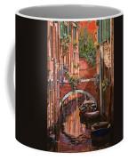 Rosso Veneziano Coffee Mug by Guido Borelli