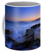 San Juan Sunset Coffee Mug by Mike  Dawson