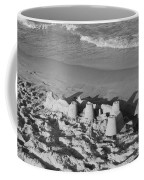 Sand Castles By The Shore Coffee Mug by Rob Hans