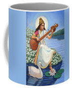 Sarasvati Coffee Mug by Sue Halstenberg