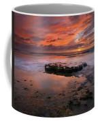 Sea Of Red Coffee Mug by Mike  Dawson