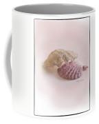 Seashell Love Coffee Mug by Betty LaRue