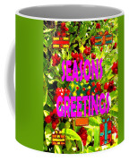 Seasons Greetings 10 Coffee Mug by Patrick J Murphy