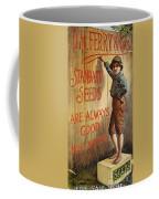 Seed Company Poster, C1890 Coffee Mug by Granger