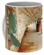 Shipyard Coffee Mug by Gaspar Avila