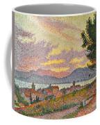 Signac: St Tropez, 1896 Coffee Mug by Granger