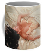 Silk And Thrill Coffee Mug by Sergey Ignatenko