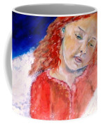 watching the Dreamers Coffee Mug by J Bauer