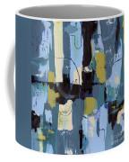 Spa Abstract 2 Coffee Mug by Debbie DeWitt