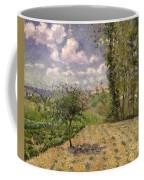 Spring Coffee Mug by Camille Pissarro