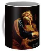St Peter Coffee Mug by Pompeo Girolamo Batoni