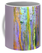 Stains Of Paint Coffee Mug by Carlos Caetano