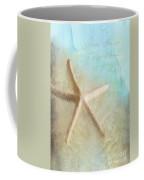 Starfish Coffee Mug by Betty LaRue
