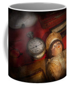 Steampunk - 9-14  Coffee Mug by Mike Savad