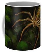 Steampunk - Spider - Arachnia Automata Coffee Mug by Mike Savad