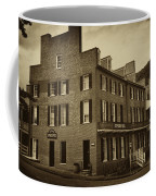 Stephensons Hotel - Harpers Ferry  West Virginia Coffee Mug by Bill Cannon