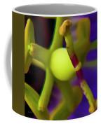 Study Of Pistil And Stamen Coffee Mug by Betsy Knapp