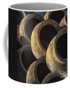 Sunlit Pottery Coffee Mug by Sandra Bronstein