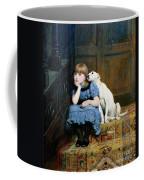 Sympathy Coffee Mug by Briton Riviere