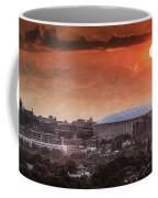 Syracuse Sunrise Over The Dome Coffee Mug by Everet Regal