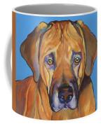 Talen  Coffee Mug by Pat Saunders-White